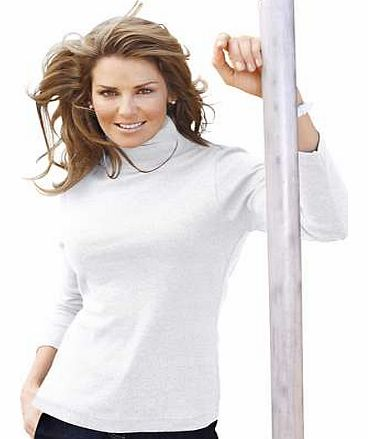 Unbranded Creation L Twin Pack Turtle Neck Top