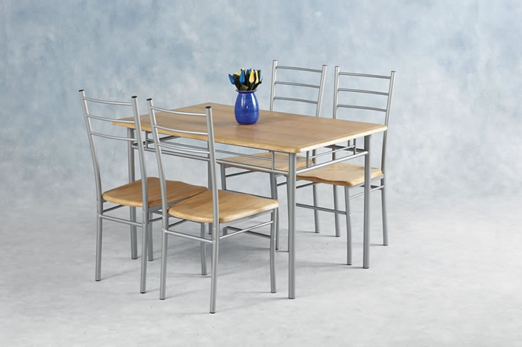 Crosby Rectangular Dining Set