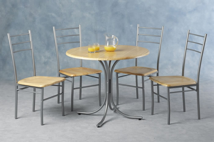 Crosby Round Dining Set