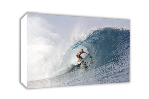 Damien Hobgood in action - Canvas Collection product image