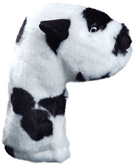 Novelty golf headcover. Features: Quality is inherent in each headcover with thread that is 4 times