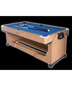 pool table assembly instructions