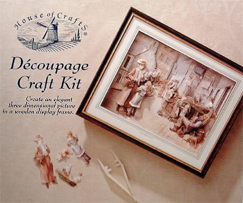 decoupage craft ideas
