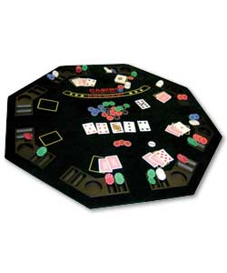 Deluxe Folding Poker Table product image