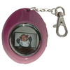 Digital Photo Keyring  In Pink product image