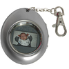 Digital Photo Keyring  In Silver product image