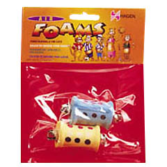 DISC Catit Sponge Roller with Bells (2 piece) product image