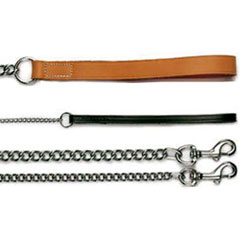 DISC Chain Lead with Bridle Handle Heavy 8727 product image
