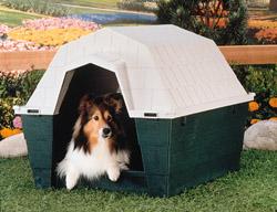 Ruff Hauz Dog House By Dogloo