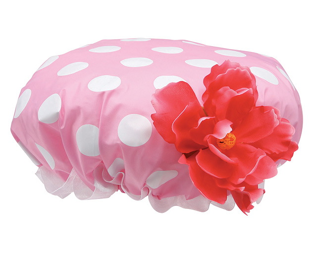 Dotty Shower Cap Flower Review Compare Prices Buy Online