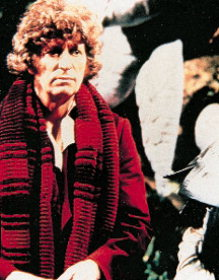 Dr. Who Tom Baker photo