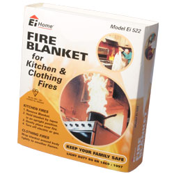EI Light Duty Fire Blanket EI522 product image