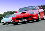 The Euro Challenge offers a varied driving experience you will never forget. First three
