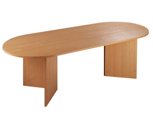 Unbranded Executive D-end table