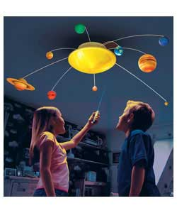 remote control solar system mobile - photo #9