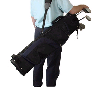 Brand new      Bag only weighs 1.74kg (3.8lbs)     Bag offers club shafts full length protection
