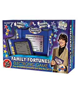 family fortunes family game