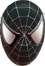 black spiderman mask - photo #13