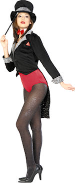 Unbranded Fancy Dress - Adult Sexy Magician  Assistant CostumeSexy Magician Costume