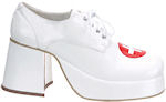 Unbranded Fancy Dress Costumes - Male Doctor Shoes Extra Large
