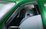 Wind Deflectors are functional while offering your vehicle a stylish look. They assist with fresh