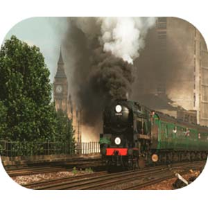 The 'Cathedrals Express' offers railway transport at its best  giving you the opportunity to rev