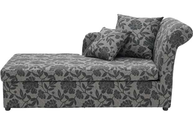 Chaise sofabed for Floral sofa bed
