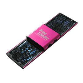 Freeloader Solar Powered Charger - Pink product image