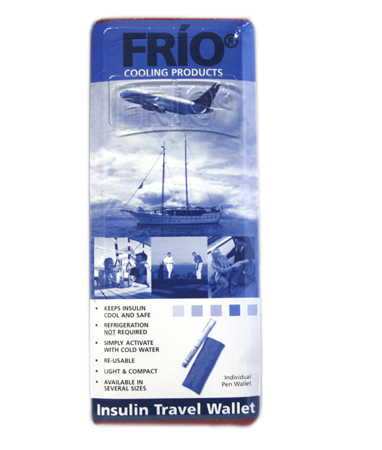 Frio Insulin Cooling Wallet - Individual product image