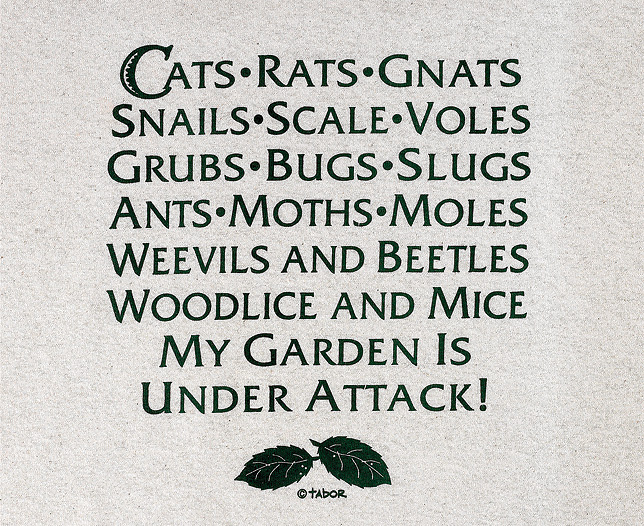 Unbranded Gardeners T-Shirts Cats - Medium