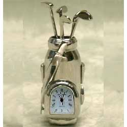 Ideal desk top gift for the Golf Fan. The golf clubs.........