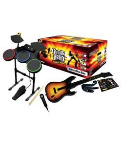 Ps Guitar Hero World Tour Dual Guitar Bundle