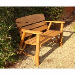 Unbranded Gullivers 120cm Oak Bench