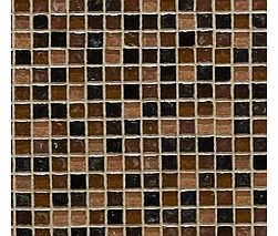 Create a luxurious feature in your home with Hammered Pearl BrownGold Mix MosaicThis brown and gold mosaic is ideal for giving a modern twist to the average kitchen or bathroomThis mosaic has a lovely delicate pearl finish which has a stunning reflec