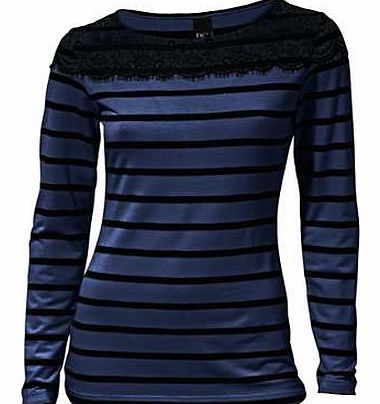 Unbranded Heine Stripe Top