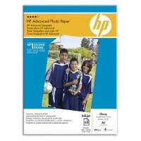 Unbranded HP ADVANCED GLOSSY PHOTO PAPER 250 G/M2-A4/ 210