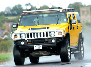 The Hummer Thrill is the chance for drivers to drive and appreciate the American muscle Hummer H2