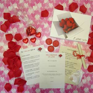 Surprise your lover with a romantic gesture that will show them you really do care.