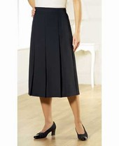 INVERTED PLEAT SKIRT LENGTH 27 product image