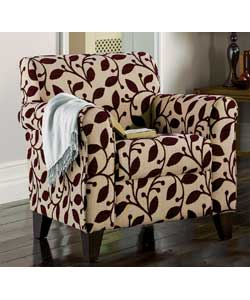 Iona Accent Chair Plum Review Compare Prices Buy Online