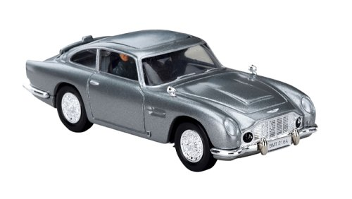 James Bond Aston Martin D85 Goldfinger & Figures- Corgi Classics Ltd product image