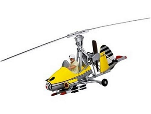 James Bond Gyrocopter & Bond Figure You Only Live Twice- Corgi Classics Ltd product image
