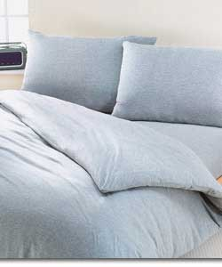 jersey king size bed set grey bedding review compare prices buy online. Black Bedroom Furniture Sets. Home Design Ideas