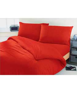 jersey king size bed set red bedding review compare prices buy online. Black Bedroom Furniture Sets. Home Design Ideas