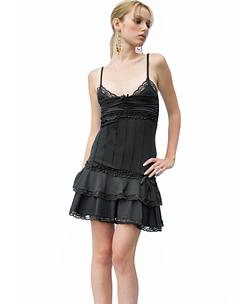 2011 Mini Elbise Modelleri Resimleri