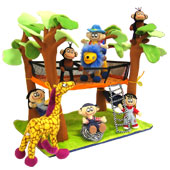 Encourages interactive play and develops imagination