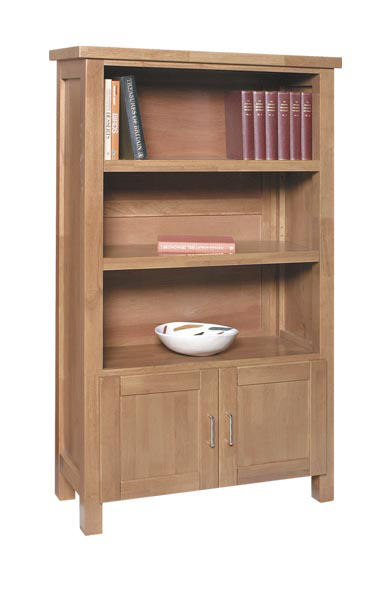 Knightsbridge Bookcase with Doors