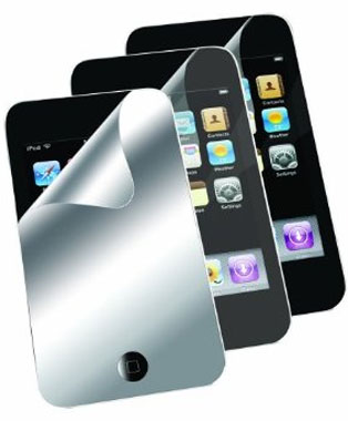 Unbranded Konnet Style Shield Pack for iPod Touch 2G
