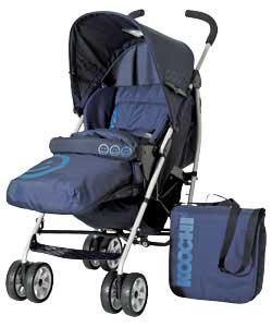 Koochi Solaris Travel System Blue Review Compare