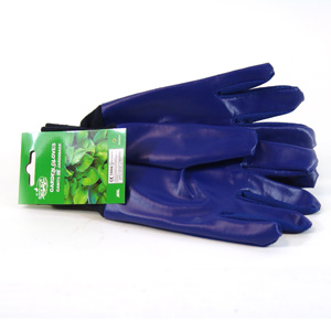 Protect your hands and nails Use these gloves for many purposes  including work around the house and